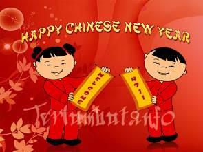 Selamat Tahun Baru Imlek 2013
