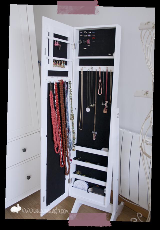 Mi nuevo espejo joyero y tienda vintage en gij n for Espejos grandes de pared ikea