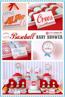 etsy friday baseball baby shower amanda g whitaker