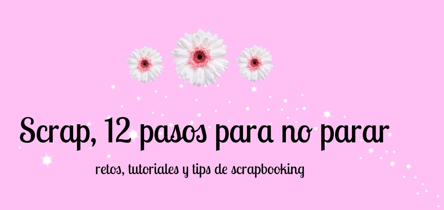 Scrap, 12 pasos para no parar! (non stop scrap)