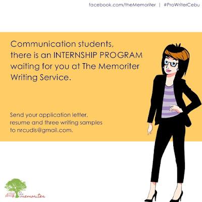internship in Cebu