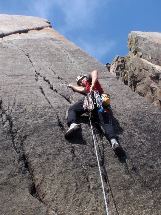 Pembroke Climbing