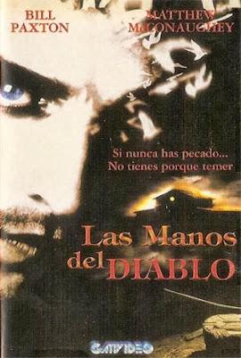 Las Manos del Diablo (2001) DVDRip Latino