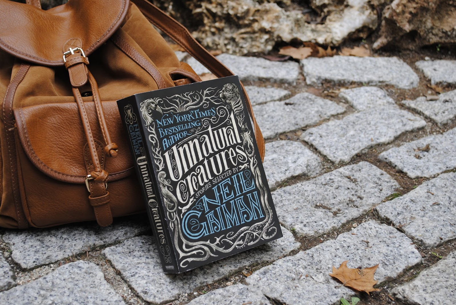 A Day In Bookland  Book Review      Unnatural Creatures  Stories Selected By Neil Gaiman