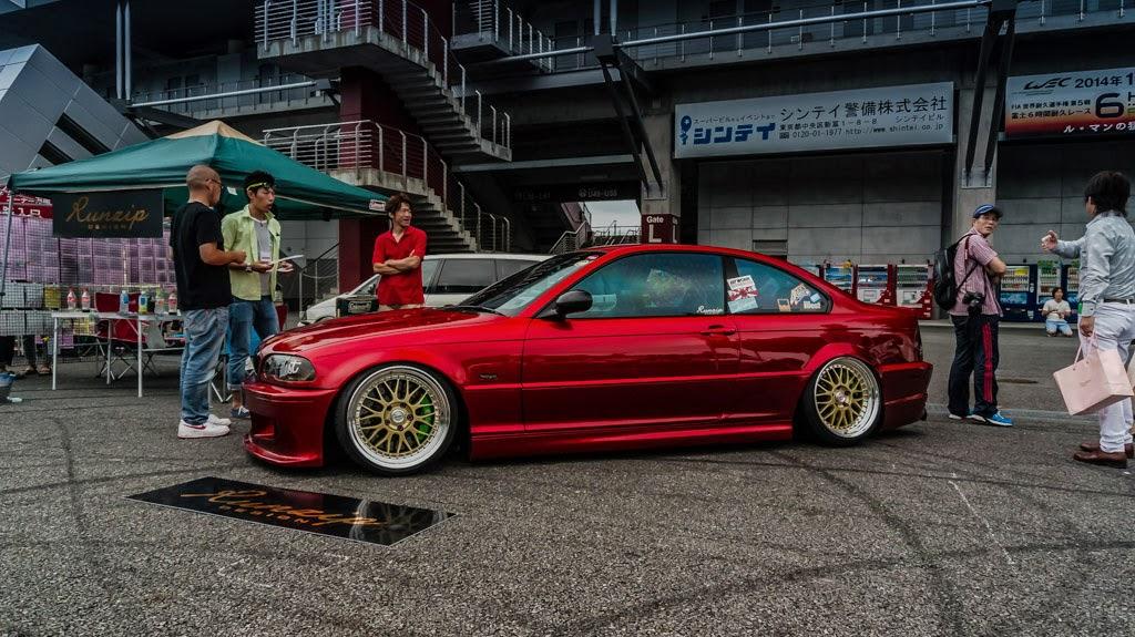 STANCE JAPAN JDM