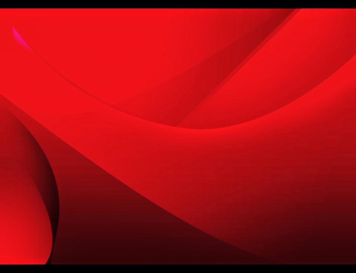 Red Plain Light Color Wallpaper