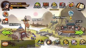 33 Tam Quốc Chibi ,Game Tam Quốc Chibi Android ,Tải Tam Quoc Chibi