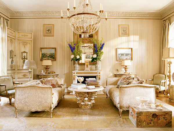 Rod Stewartu0027s Lavish And Opulent Formal Dining Roomu2026with Lots Of  Gilding..quite Spectacular!