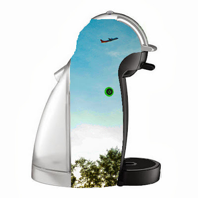 "TianChad's NESCAFE Dolce Gusto Design 3 - ""Your Daily Getaway"""