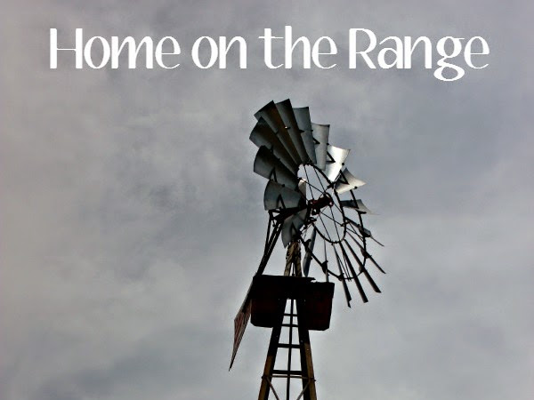 Home.  Home on the range...
