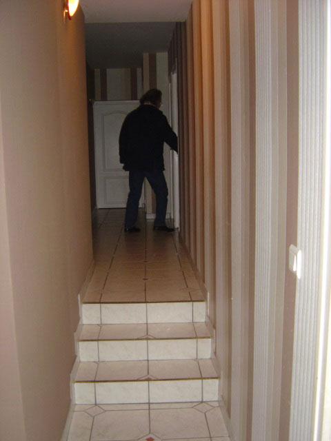 R novation de ma maison transformation d 39 un couloir for Modele de couloir peint