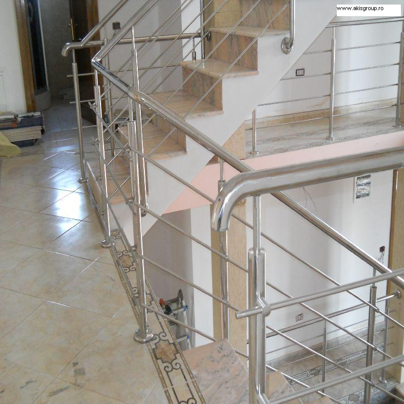 scari de interior scari din inox. Black Bedroom Furniture Sets. Home Design Ideas