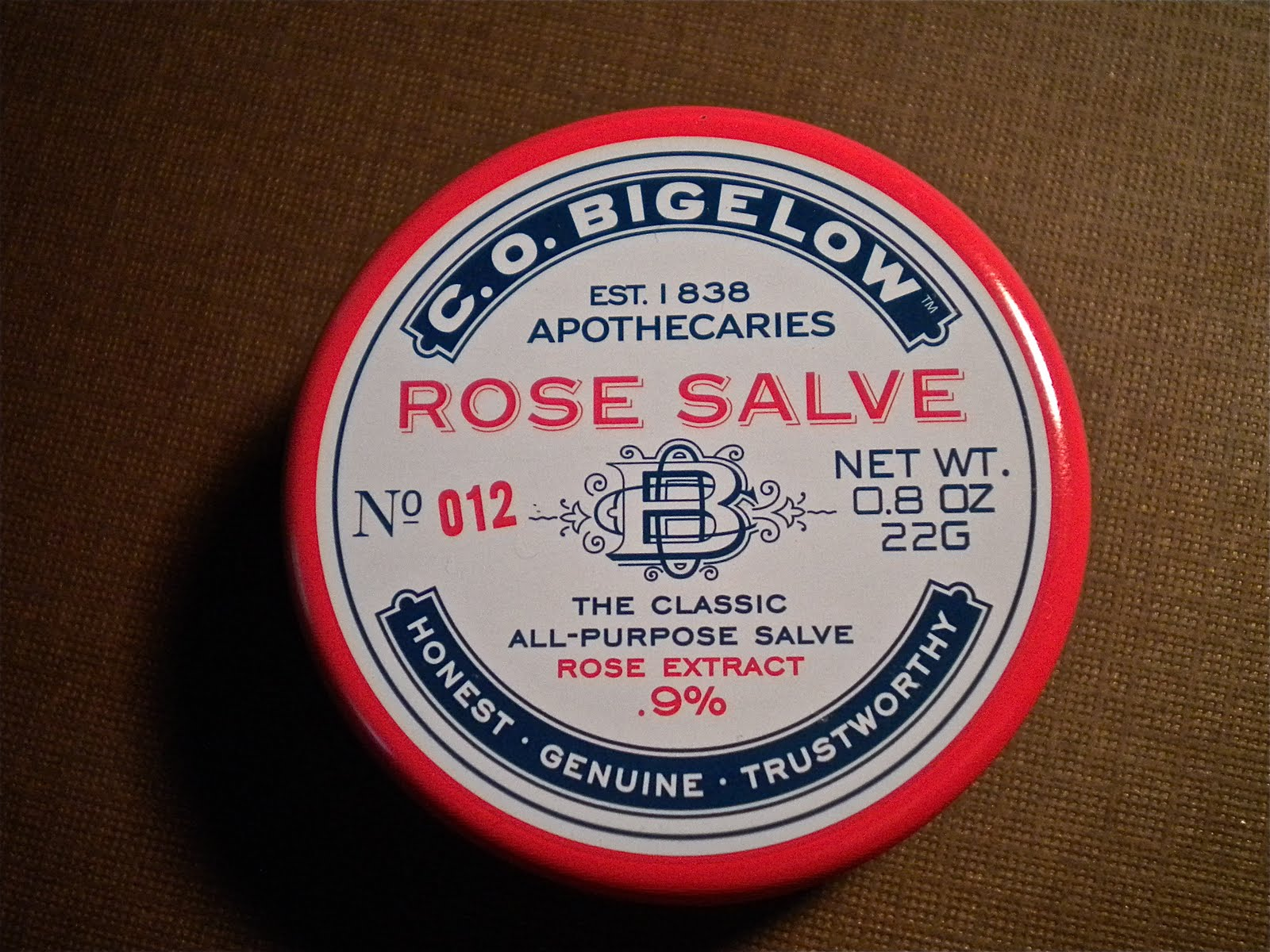 Find great deals on eBay for co bigelow rose salve. Shop with deviatemonth.ml: Fashion, Home & Garden, Electronics, Motors, Collectibles & Arts, Toys & Hobbies.
