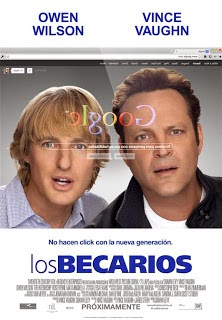 Los Becarios (The Internship) Online Gratis (2013)