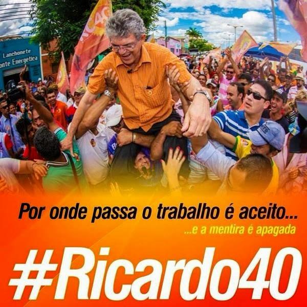 EU SOU RICARDO 40