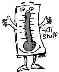 suhu meningkat PANAS !!!