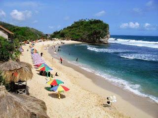 Objek Wisata Pantai Terindah Di Yogyakarta