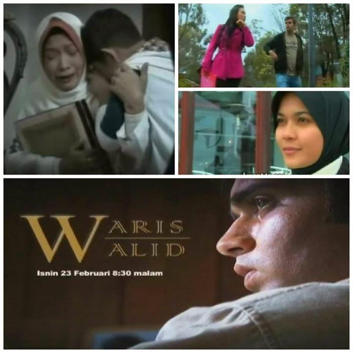 Waris Walid 2015 Skrin Di9