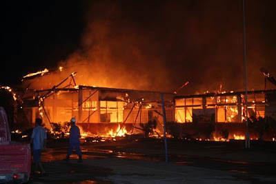 Kebakaran Grogol Utara