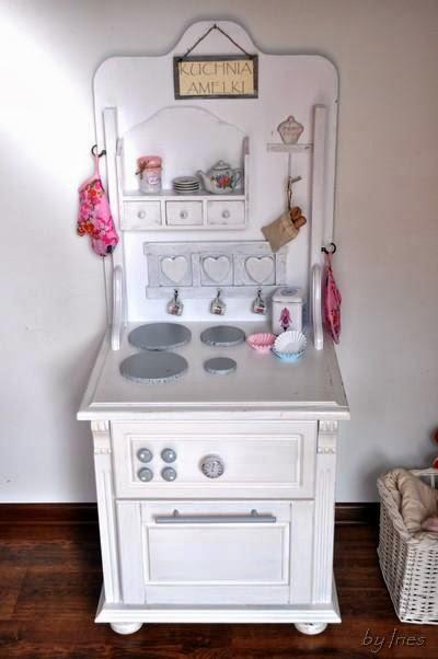 Cały świat Karli Inspiracje kuchenek dla dzieci -> Drewniana Kuchnia Dla Dzieci Jak Zrobic