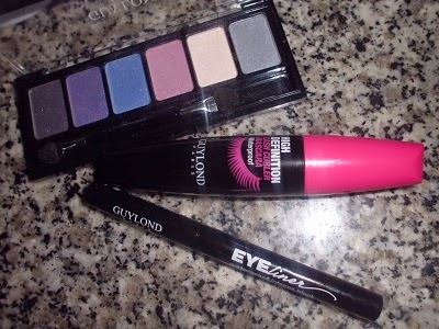 eyeliner liquido guylond paris