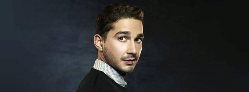 Shia Labeouf facebook cover