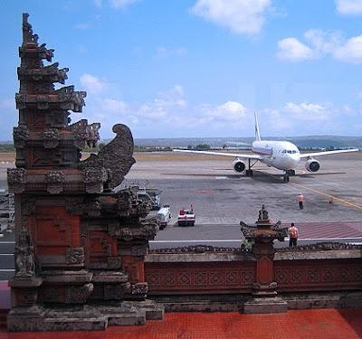 Arus Mudik di Bandara Ngurah Rai Bali Meningkat