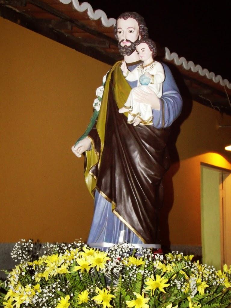 Última noite de novena em honra a São José