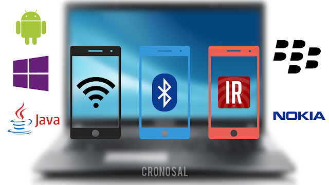 Cara Kendalikan PC Lewat Handphone (WiFi, Bluetooth, & Infrared)