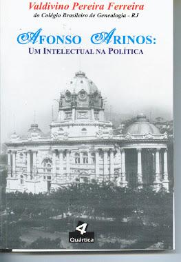 """Livro: """"Afonso Arinos: Um intelectual na política"""""""