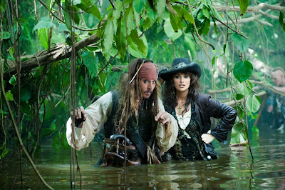 "On ""Pirates of the Caribbean: On Stranger Tides"""