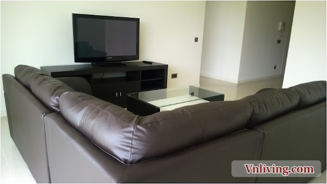 The Estella An Phu 124 sqm apartment for rent 2 bedrooms with balcony