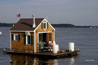 thursday november 17 2011 - Small Houseboat