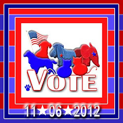 VOTE!  November 6, 2012