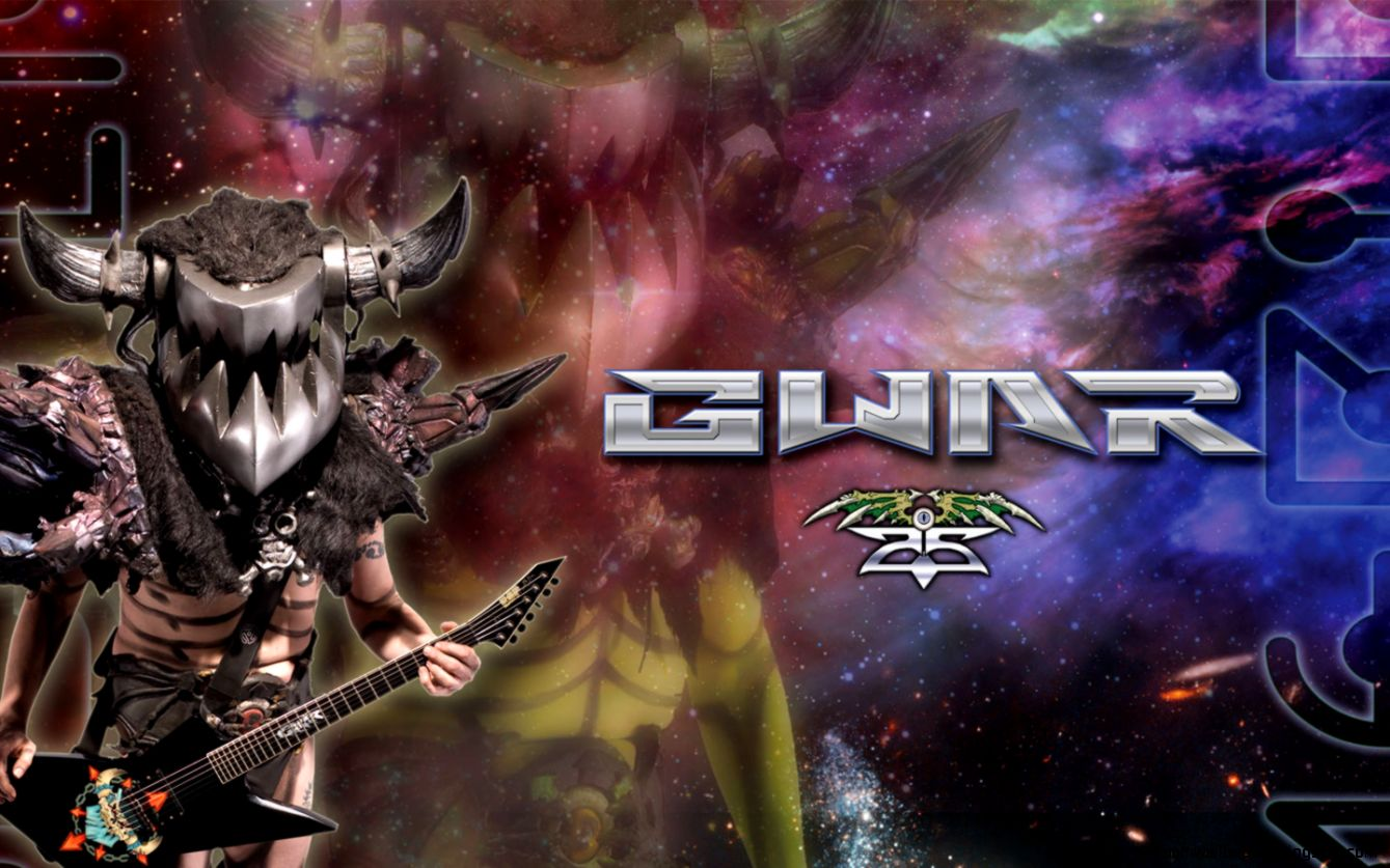 GWAR  The official Cyber Fortress of your Lords and Masters
