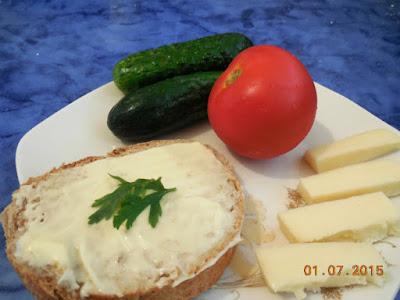 Miercurea fara carne 01 Iulie mic dejun