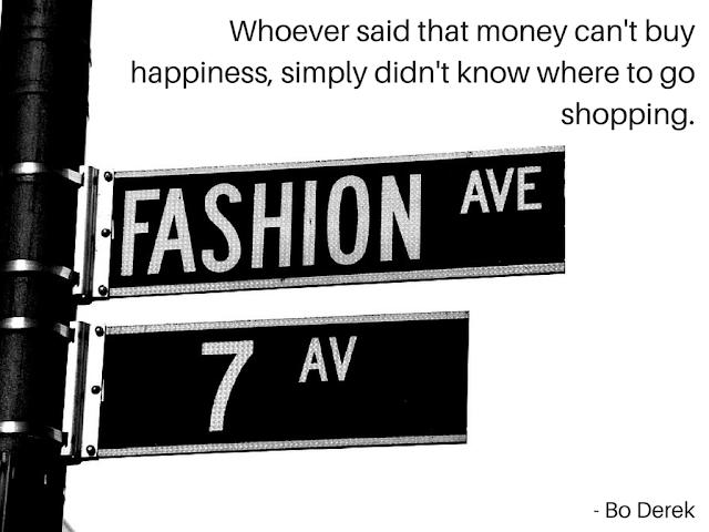 New York Fashion Avenue