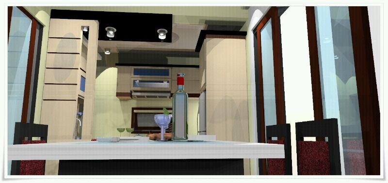 keluarga witono dapur baru dan ultah thania