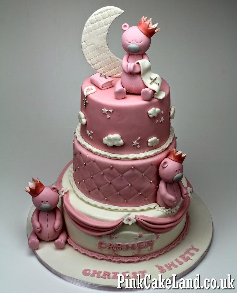 Christening Cakes in Hammersmith, London