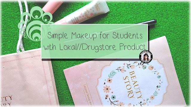 Makeup Simple buat Ngampus.Ngantor