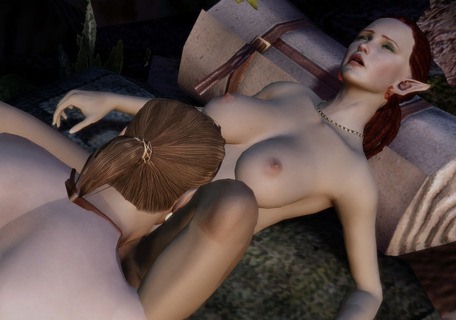 Dragon age naked pics sexy pic