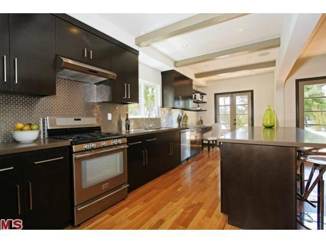marvelous Mid Level Kitchen Cabinets #6: Kitchen Cabinets Floor Not Level. Kitchen Passthrough Upper .
