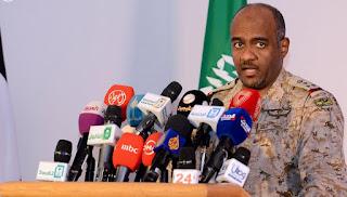 احمد عسيري يدلي تصريح  يثبت تناقضاً كبيراً لقيادة التحالف