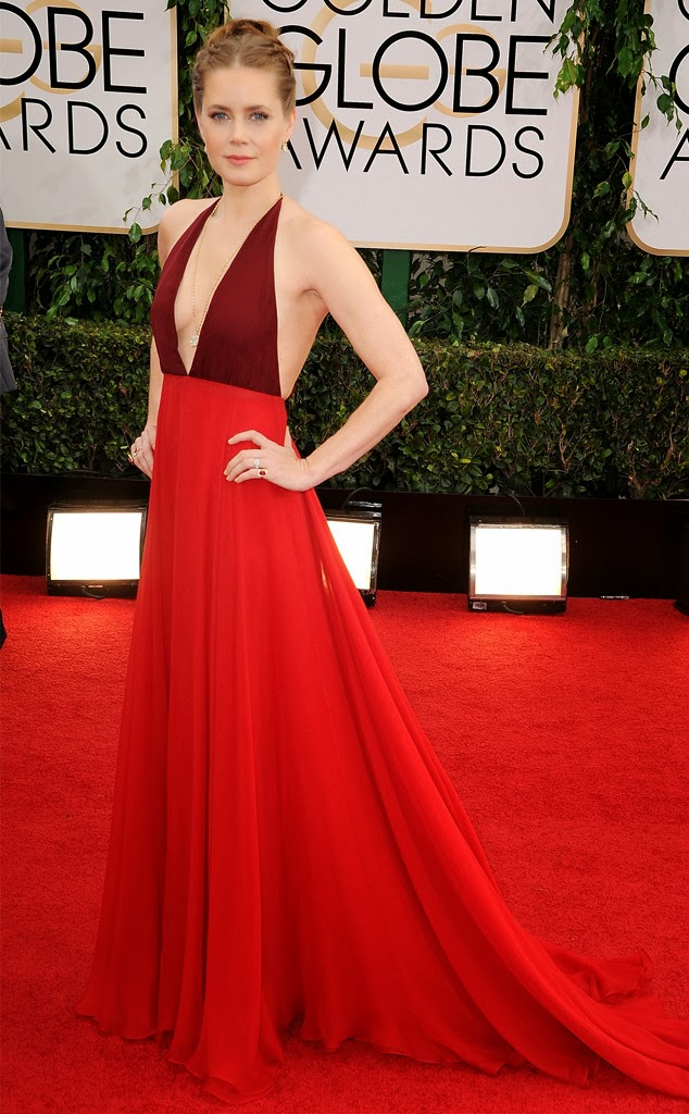 Something her golden globes redhead for