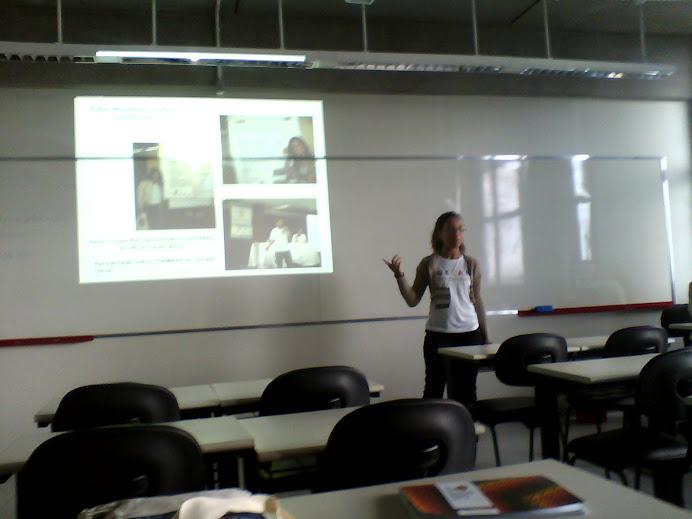 5o Cong. Brasileiro de Extensão Universit. Tamires e trabalho do GESAN, Porto Alegre, nov 2011