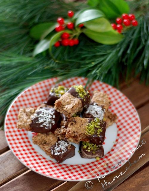 Weihnachtsbäckerei - Hirtenstäbchen