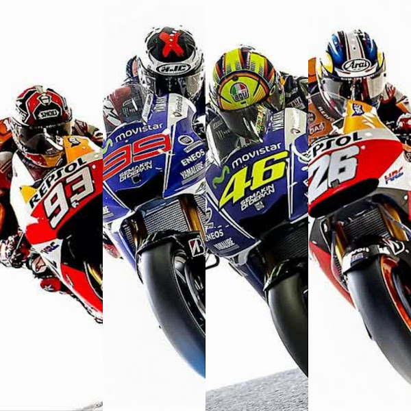 Jadwal dan Klasemen Pembalap MotoGP 2016