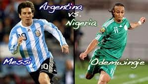 Nigeria vs. Argentina live 2014 FIFA WORLD CUP