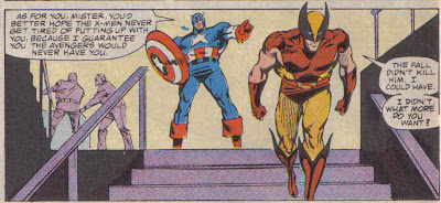 Eat your words, Cap!