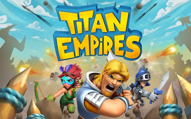 Скачать бесплатно Империи титанов для Android. Игра Titan empires скачать